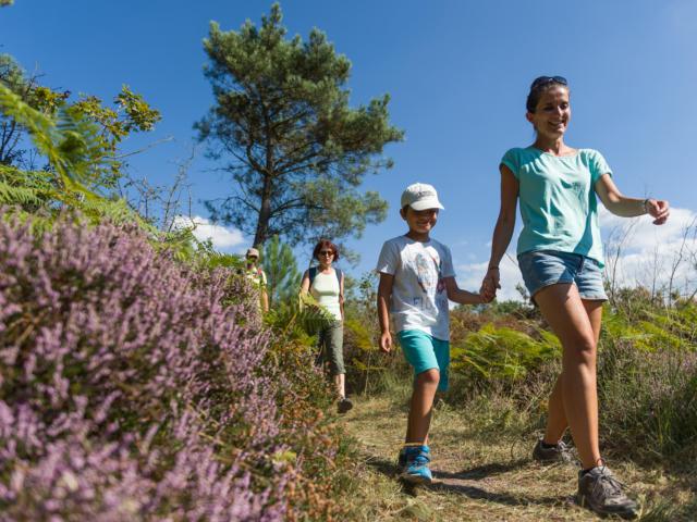 Randonnée au lac de Trémelin et Chambre au loup