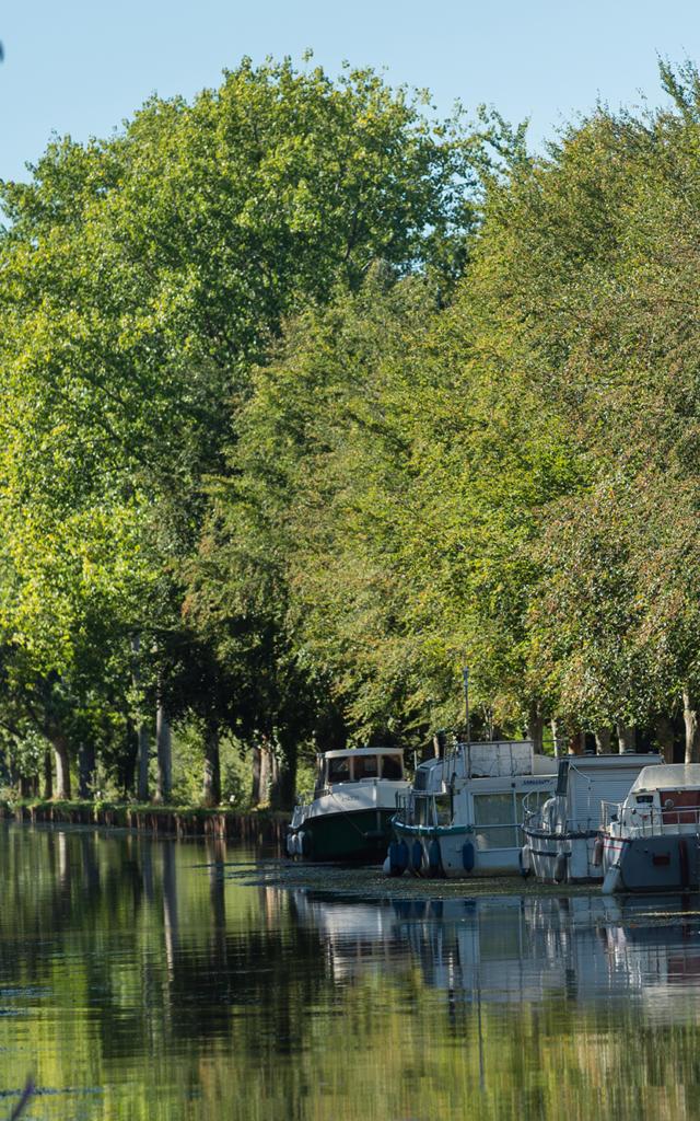 Canal de Nantes a Brest - Malestroit - Le Roc St André