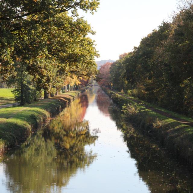 Canal de Nantes à Brest Ecluse 26