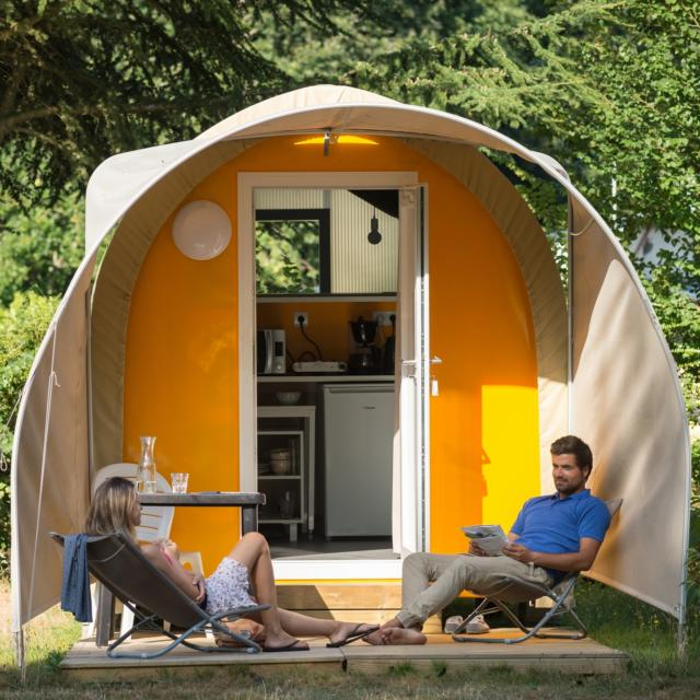 Camping Emmanuel Berthier