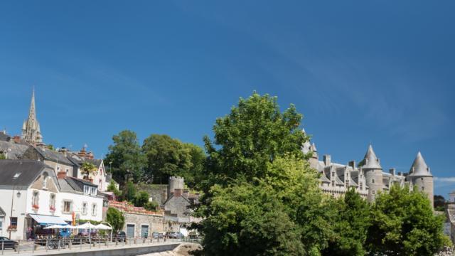Square De Tard à Josselin
