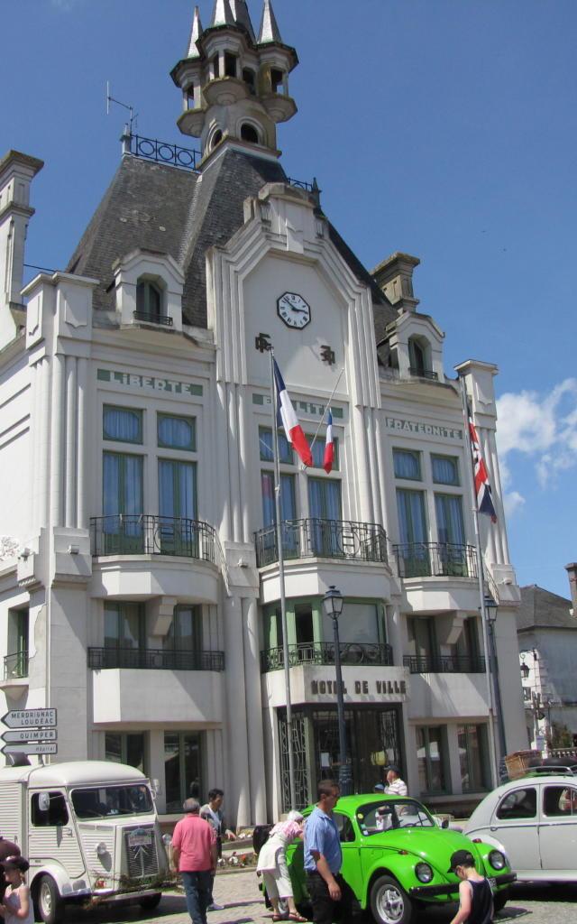 Mairie Saint-Méen-le-Grand