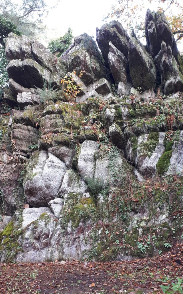Le rocher glissant