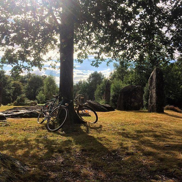 Instagram Menhirs de Monteneuf