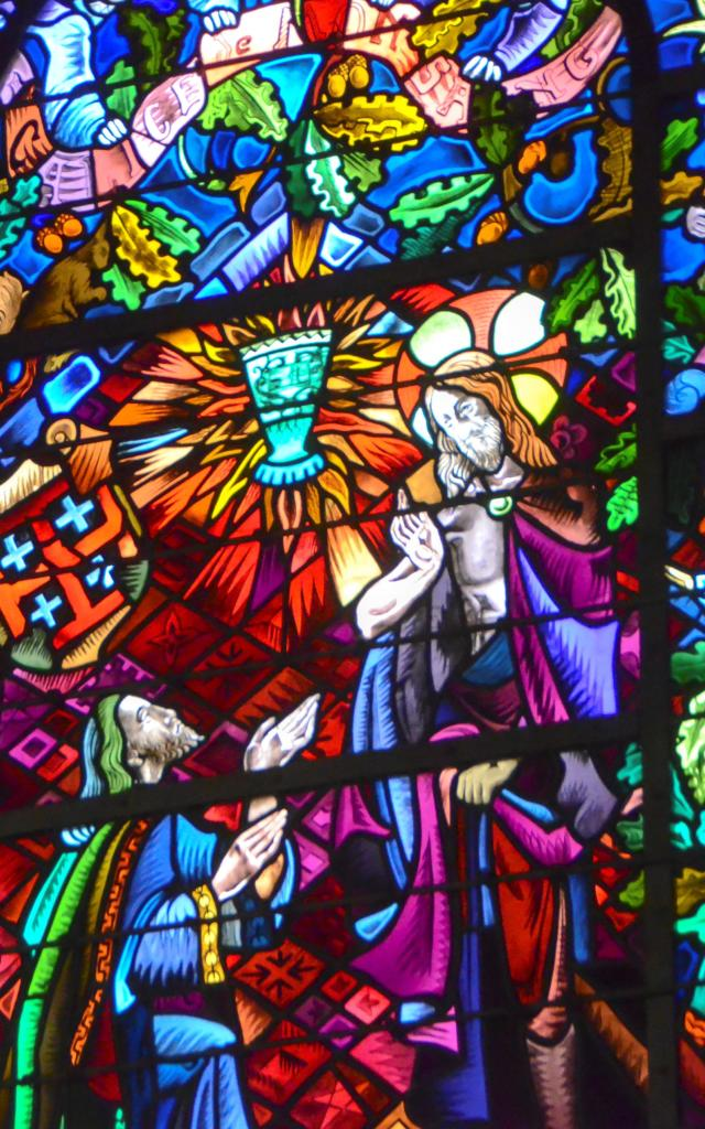 église de Tréhorenteuc ou