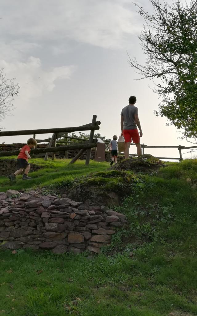 Domaine de Boutavent - site naturel archéologique