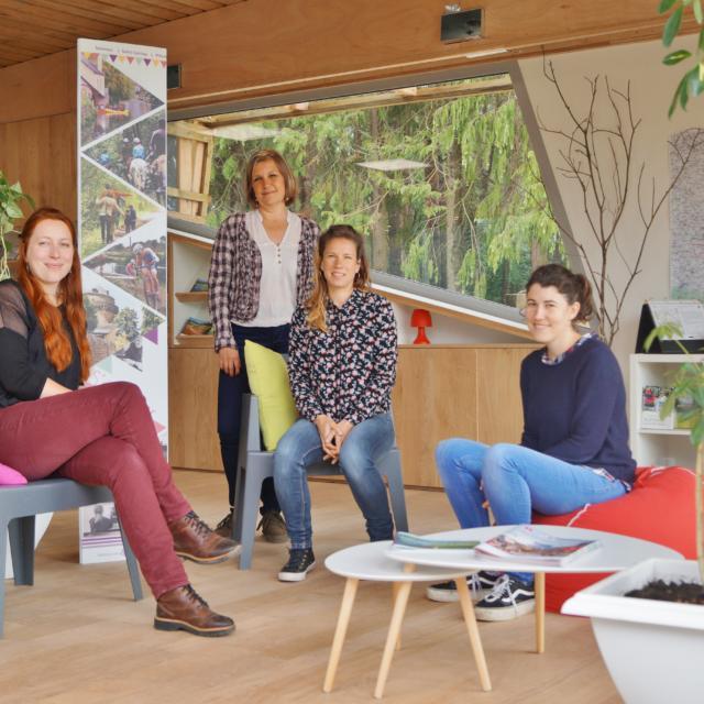 Equipe Office De Tourisme Montfort Communauté
