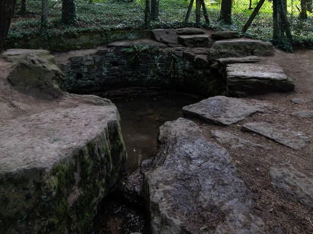 Fontaine De Jouvence en Brocéliande