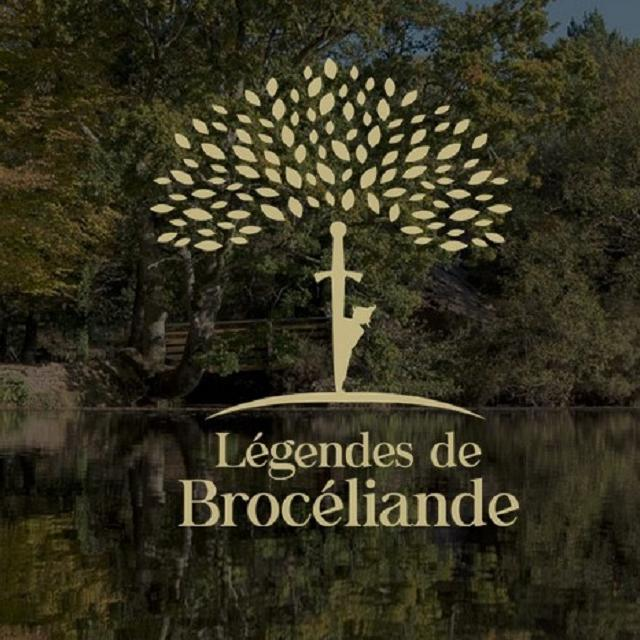 Logo Legendes Broceliande