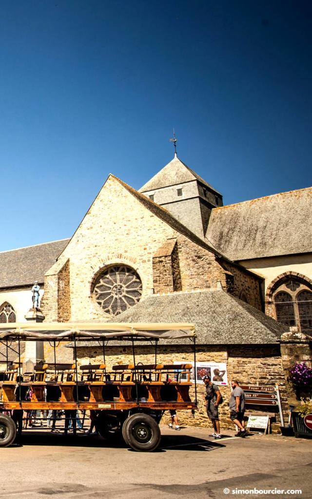 Abbaye de Paimpont, Brocéliande. Bretagne
