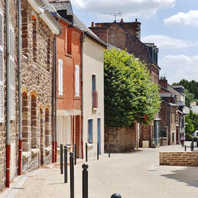 Rue de la Saulnerie - Montfort