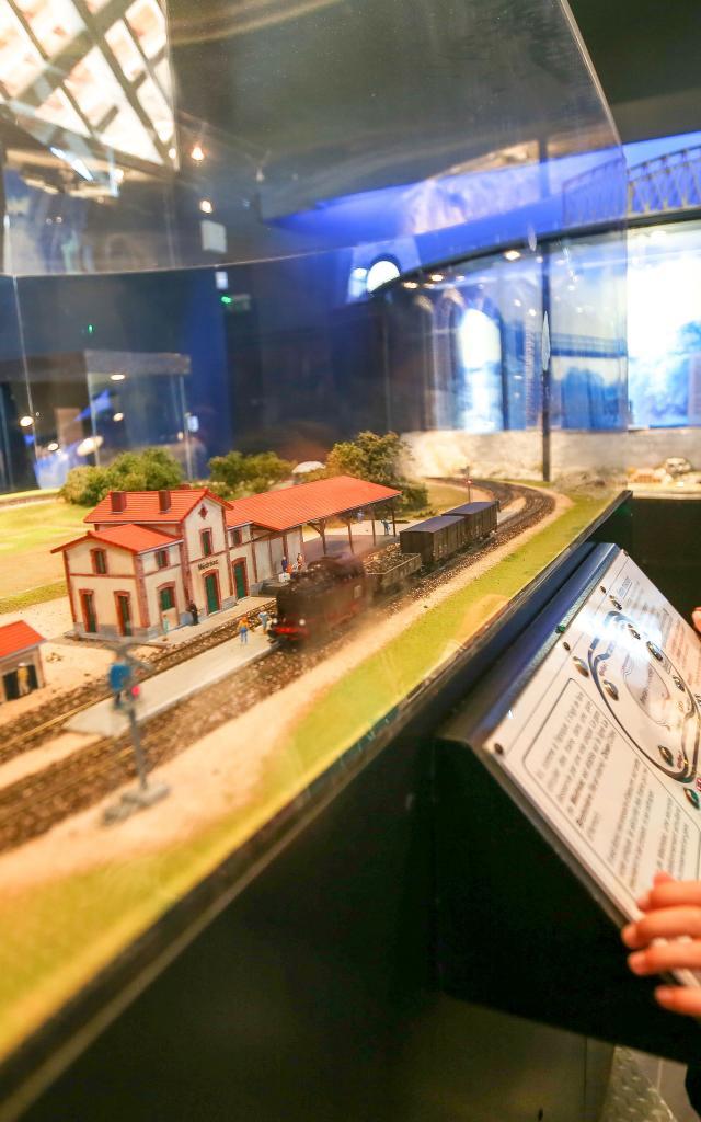 Gare de Médréac - Musée