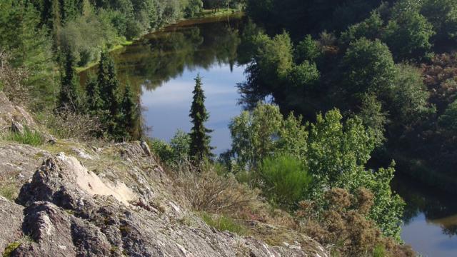 Paysage du vallon De La Chambre Au Loup