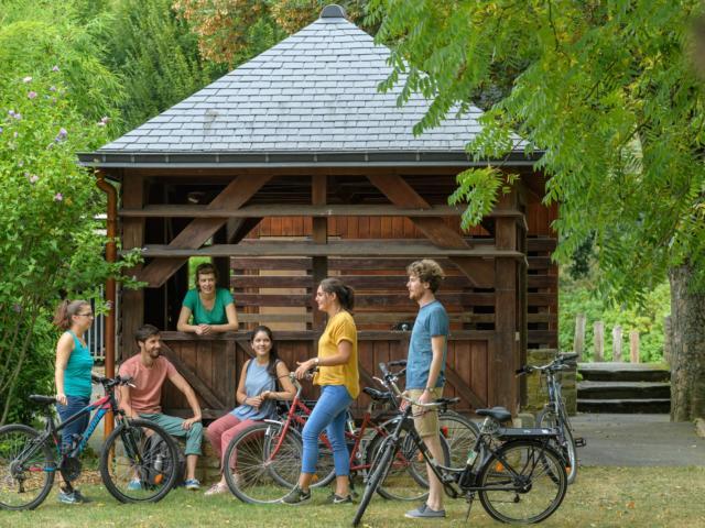 Balade en vélo à Loyat