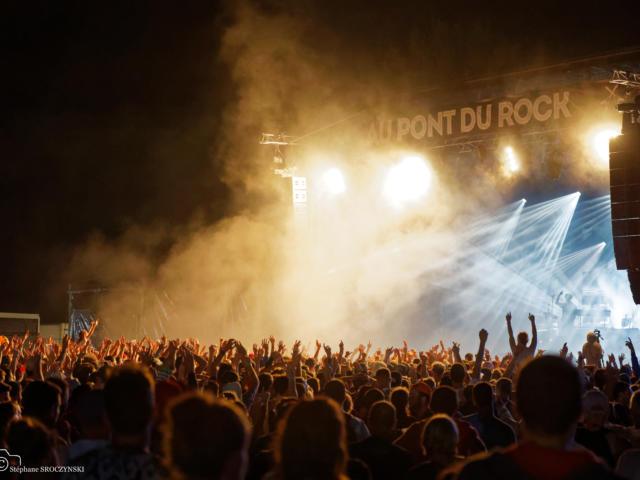 Pont Du Rock 2018 Stéphane Sroczynski