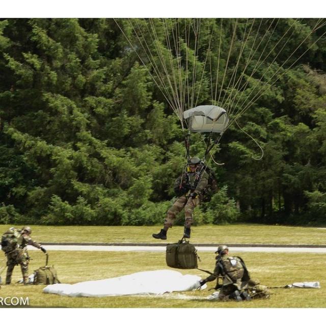 Triomphe Des Ecoles Militaires De St Cyr Coetquidan 1