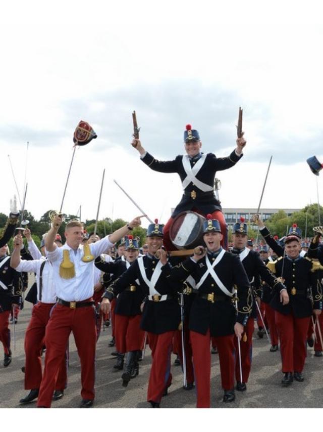 Triomphe Des Ecoles Militaires De St Cyr Coetquidan 3