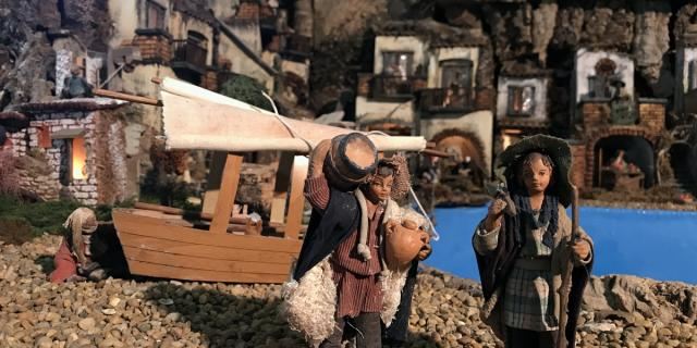 Village Italien 2 Benedicte Blanchard