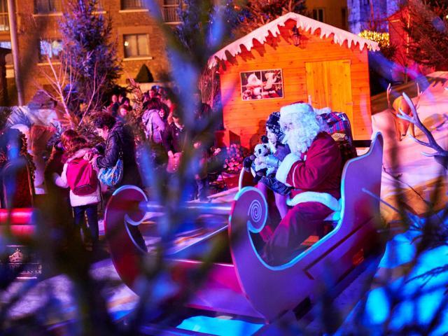 Marché de Noël à Ploërmel