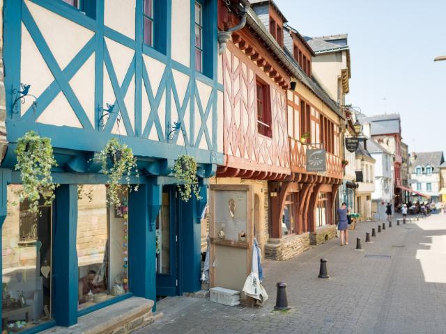Rue de Josselin