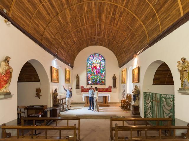 Eglise du Graal Tréhorenteuc