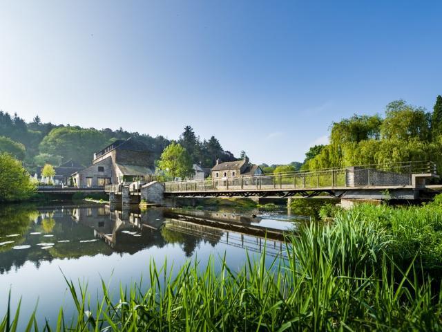 France, Morbihan (56), La Gacilly