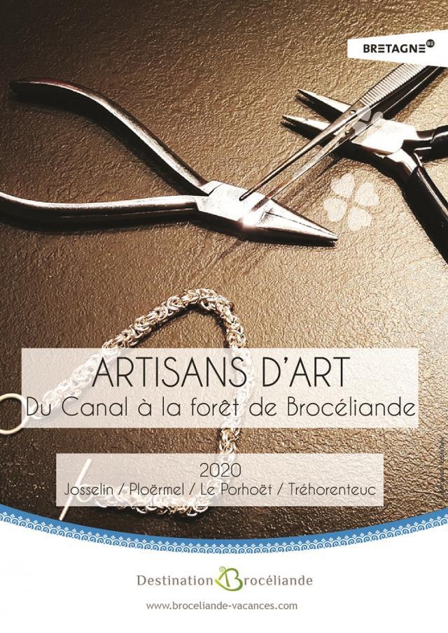Couv Artisans D'art 2020