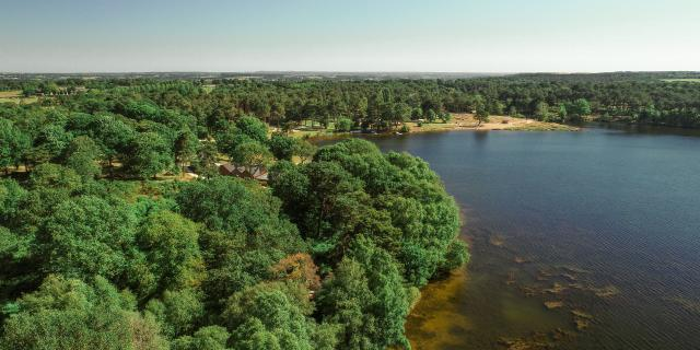 Lac De Trémelin Base De Loisirs (1)