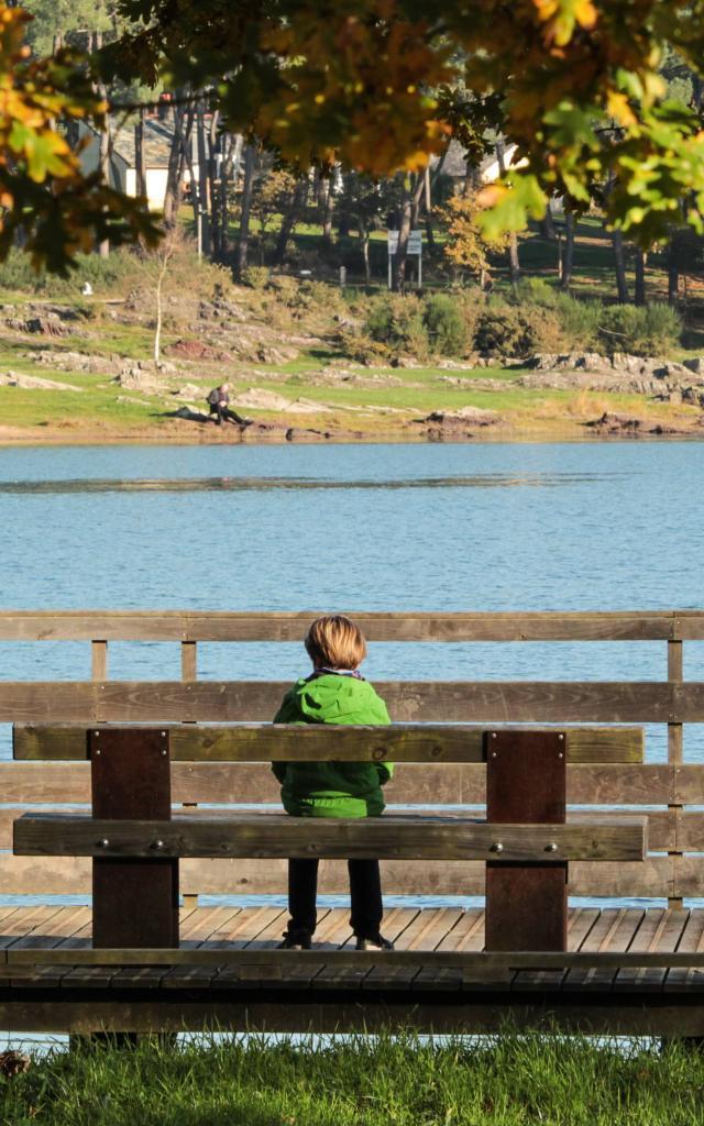 Lac De Trémelin Base De Loisirs (4)