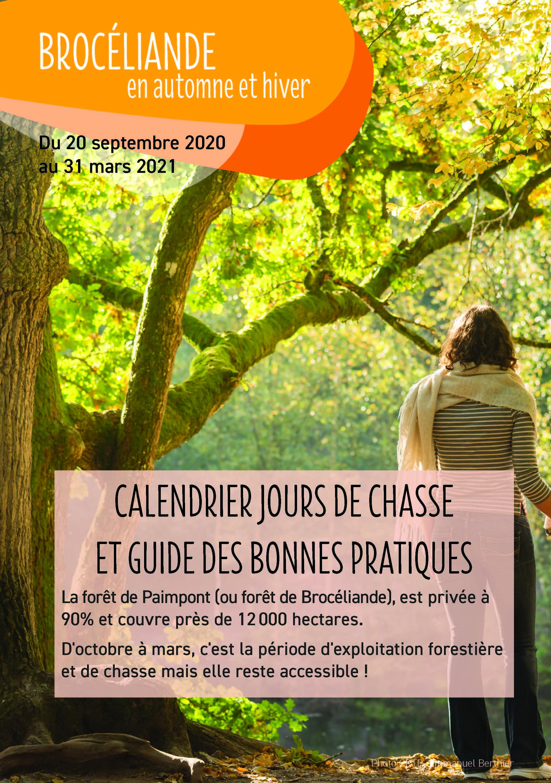 Conseils Foret Broceliande Automnehiver