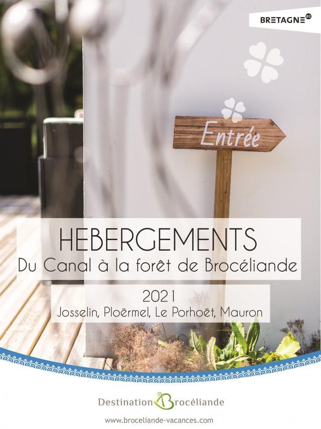 Hébergements 2021 Ploërmel Communauté