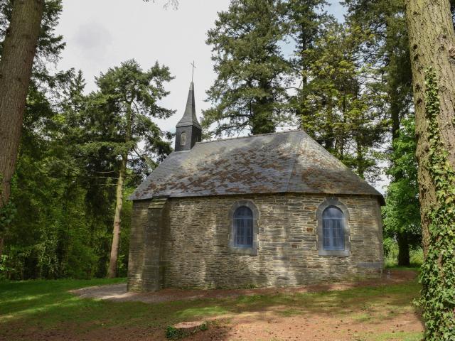Chapelle St Jugon à La Gacilly