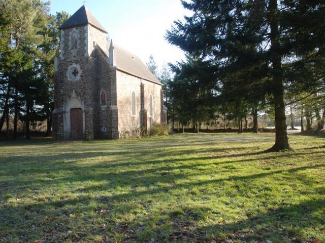 Chapelle St Jouan à St Malon sur Mel
