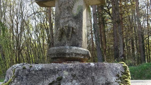 Circuit des croix à Guillac