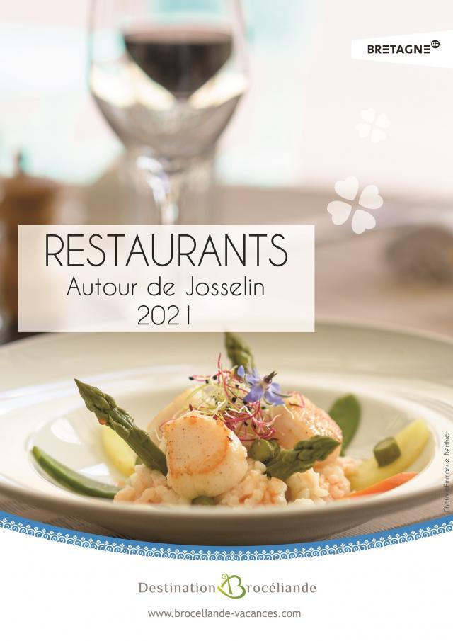 Restaurants Josselin 2021