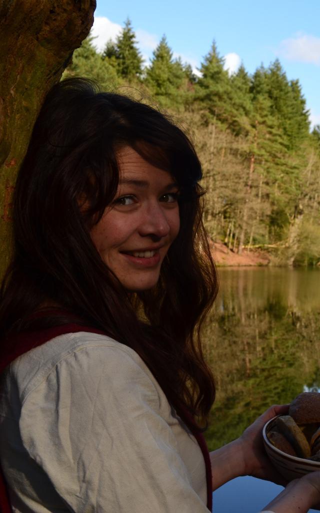 Marie Semaille éveilleuse d'histoires